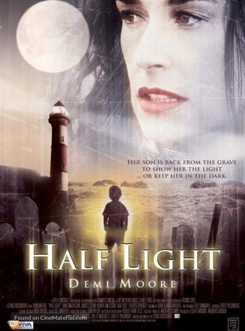 Half Light - Movie Poster