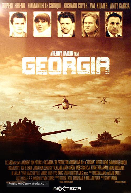 5 Days of War - Movie Poster