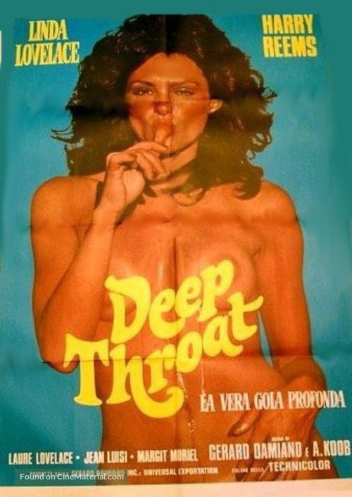 Something 1972 deep throat the movie apologise