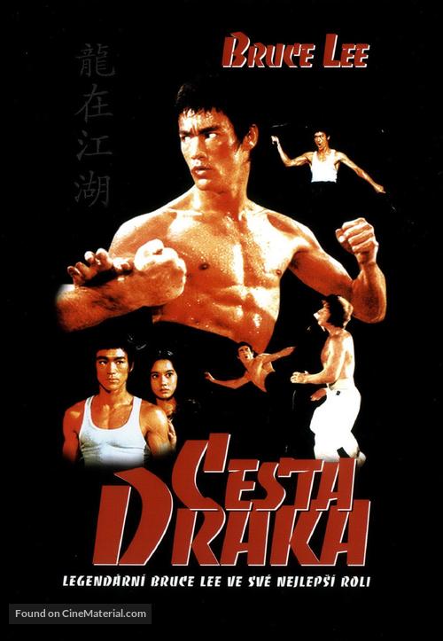 Meng long guo jiang - Czech DVD movie cover
