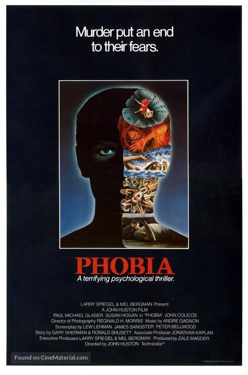 Phobia - Movie Poster