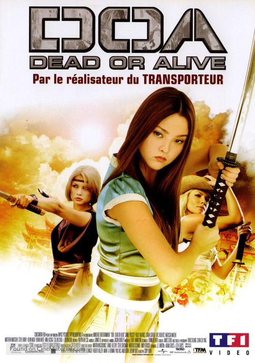 Dead Or Alive - French Movie Cover