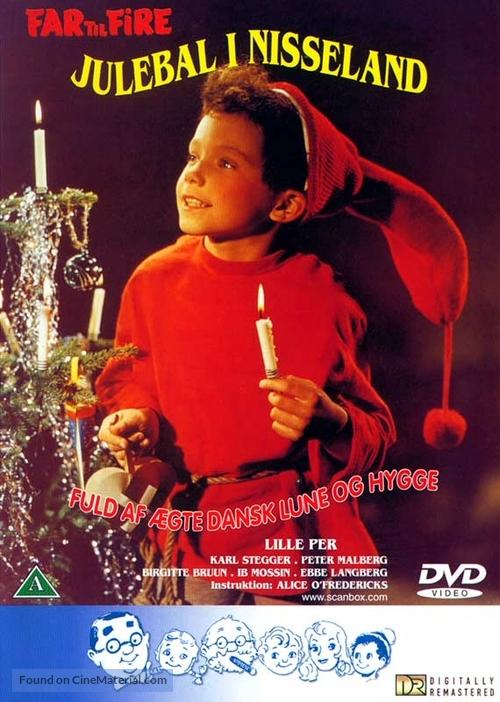 Far til fire i byen - Danish DVD cover