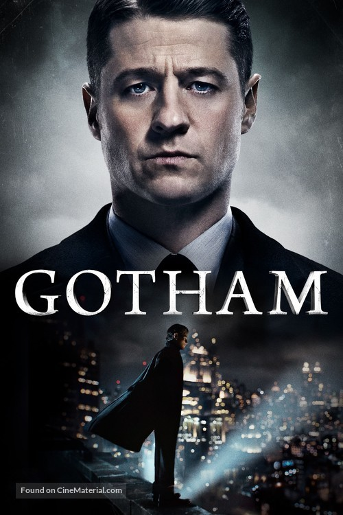 """Gotham"" - Movie Cover"