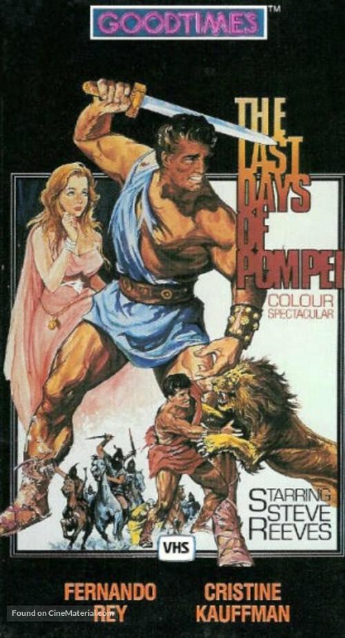 Ultimi giorni di Pompei, Gli - Movie Cover