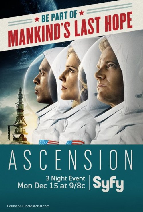 """Ascension"" - Movie Poster"