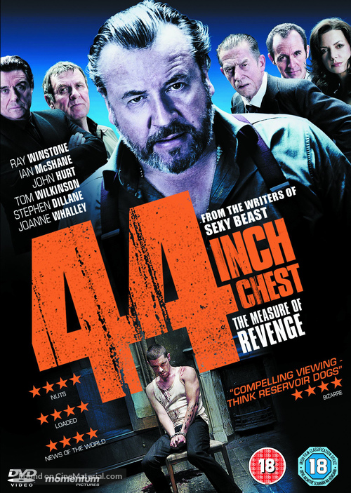 44 Inch Chest - British DVD cover