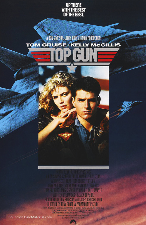 Top Gun - Movie Poster