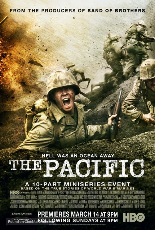"""The Pacific"" - Movie Poster"