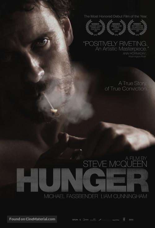 Hunger - Movie Poster