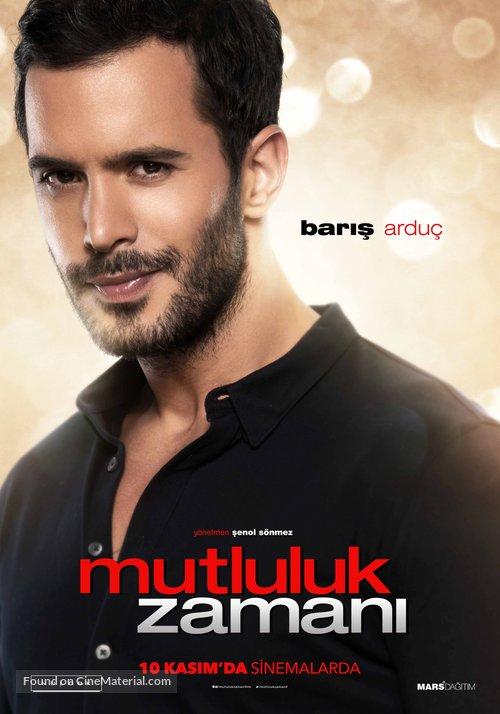 Mutluluk Zamani - Turkish Movie Poster