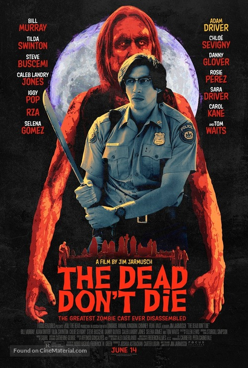 The Dead Don't Die - Movie Poster