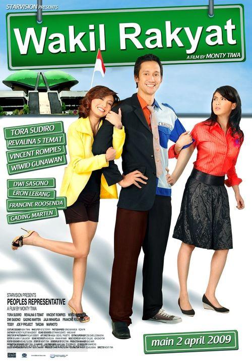 Wakil rakyat - Indonesian Movie Poster