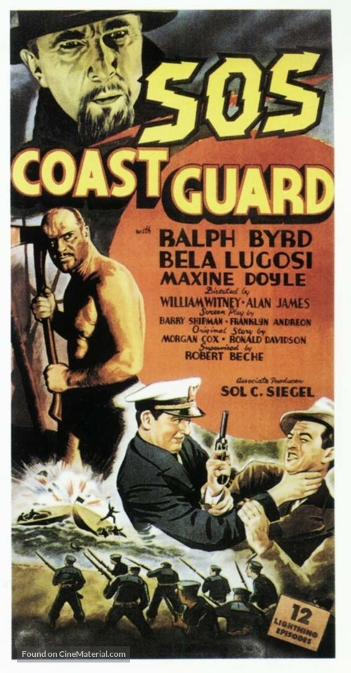 S.O.S. Coast Guard - Movie Poster