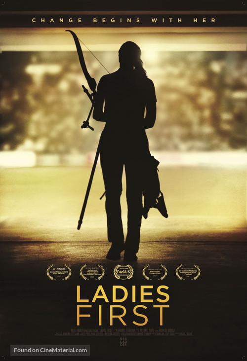 Ladies First - Movie Poster