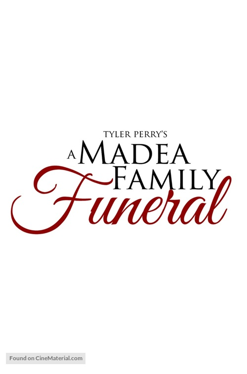 Tyler Perry's a Madea Family Funeral - Logo