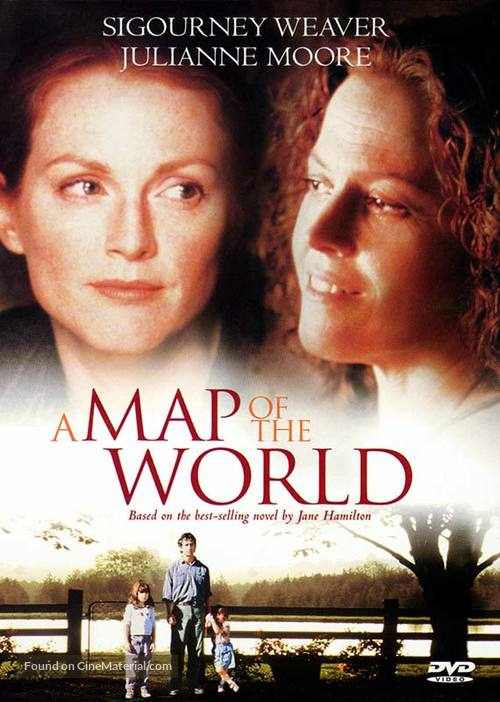 A Map of the World - poster