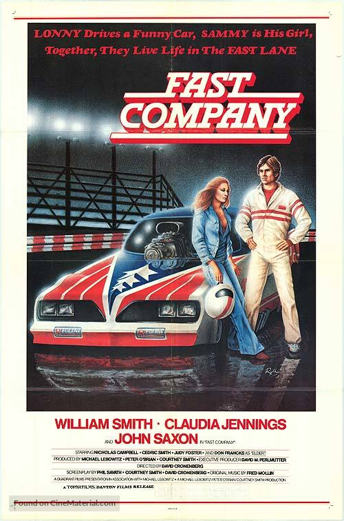 Fast Company - Movie Poster