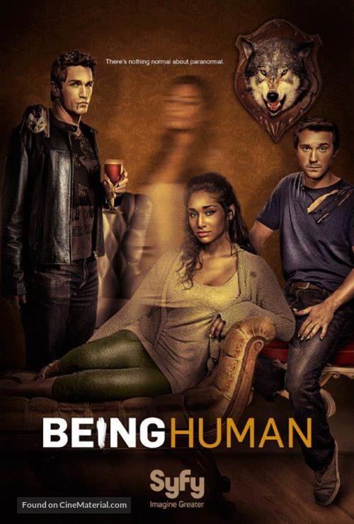 """""""Being Human"""" - Movie Poster"""