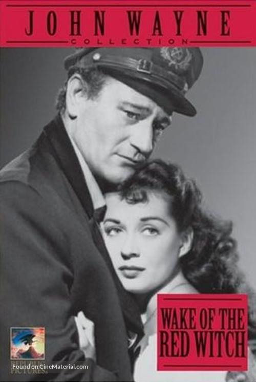 Wake of the Red Witch - DVD movie cover