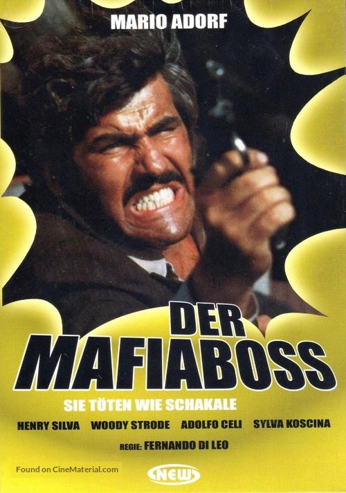 La mala ordina - German DVD cover