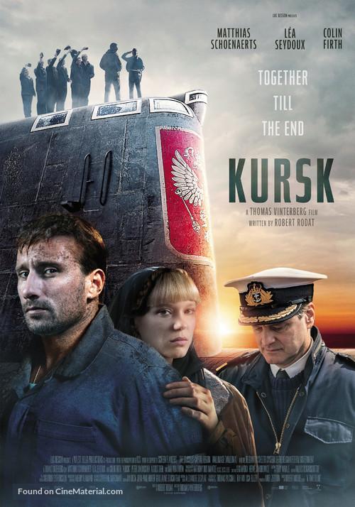 Kursk - Belgian Movie Poster