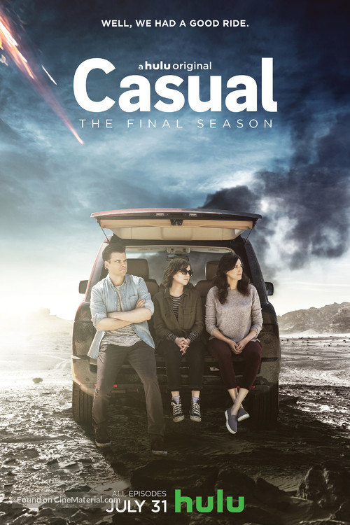 """Casual"" - Movie Poster"