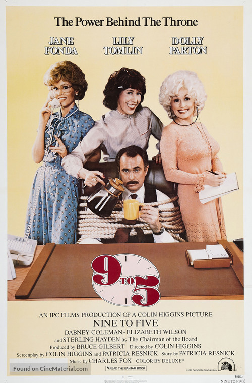 Nine to Five - Movie Poster