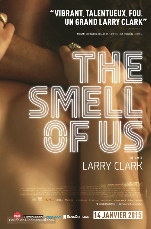 The Smell of Us - French Movie Poster