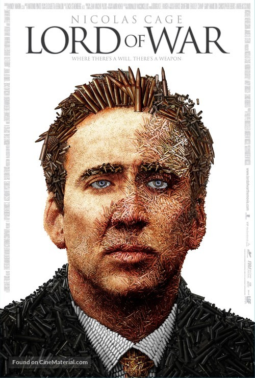 Lord Of War - Movie Poster