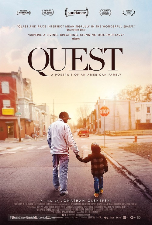 Quest - Movie Poster