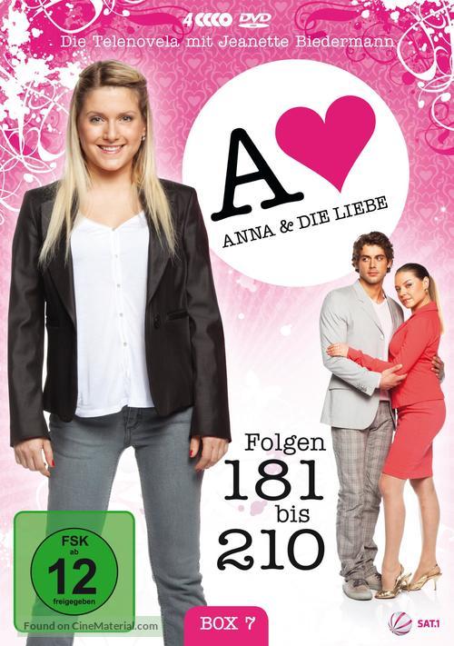 """""""Anna und die Liebe"""" - German DVD movie cover"""