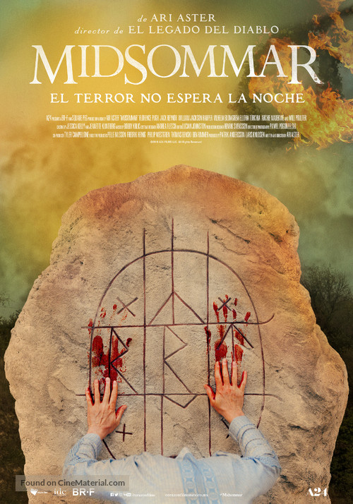 Midsommar - Mexican Movie Poster