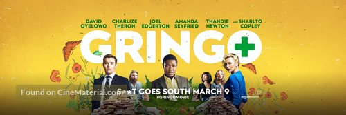 Gringo - Movie Poster