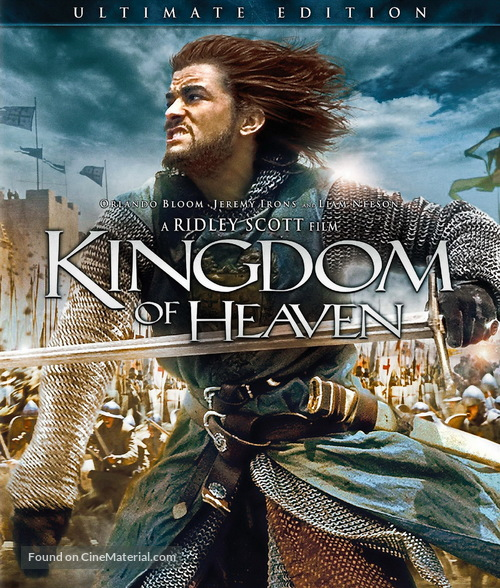 Kingdom of Heaven - Movie Cover