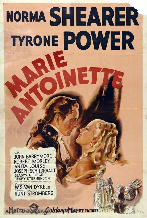 Marie Antoinette - Australian Movie Poster