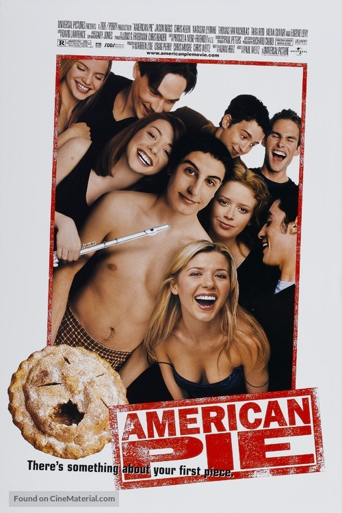 American Pie - Theatrical movie poster