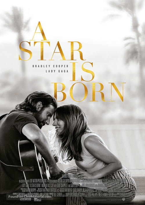 A Star Is Born - Movie Poster