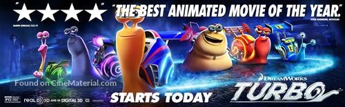 Turbo - Movie Poster