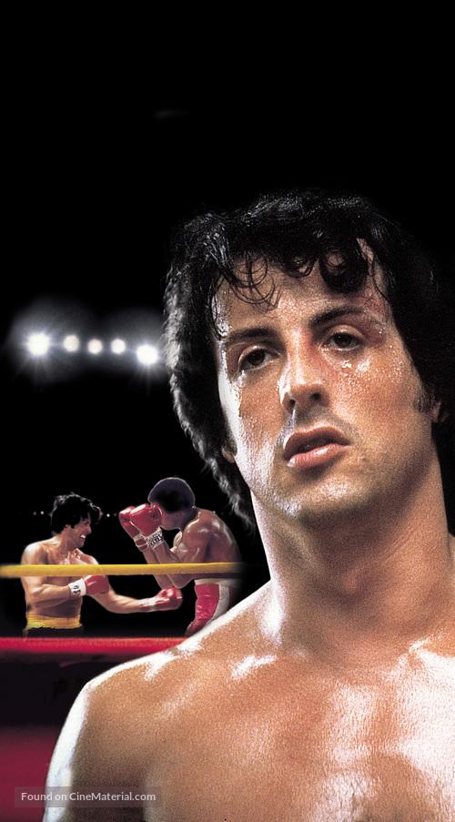 Rocky II - Key art