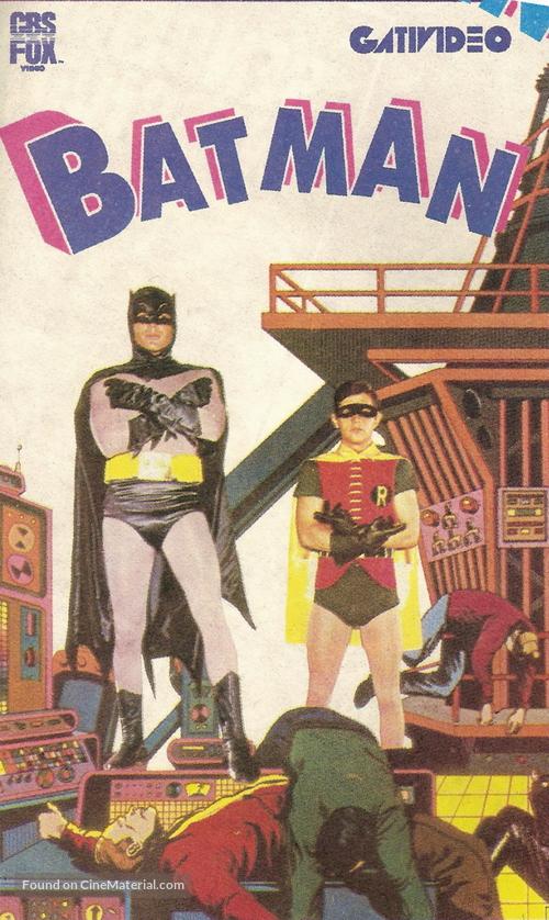 Batman - Argentinian Movie Cover