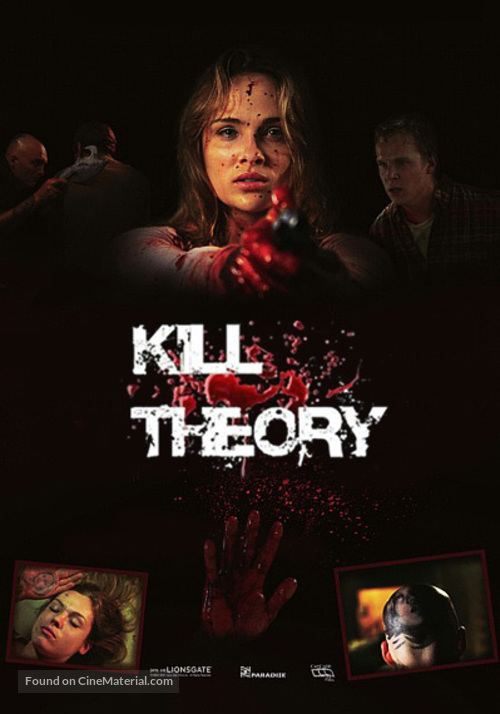 Kill Theory - Movie Poster