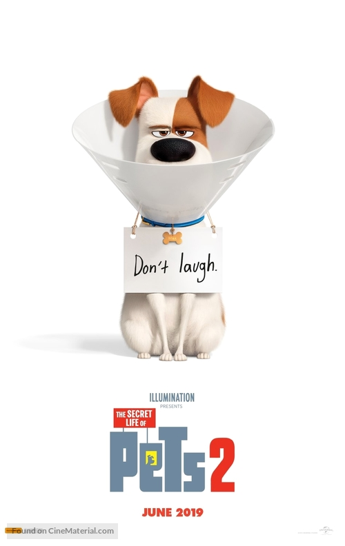 The Secret Life of Pets 2 - Australian Movie Poster