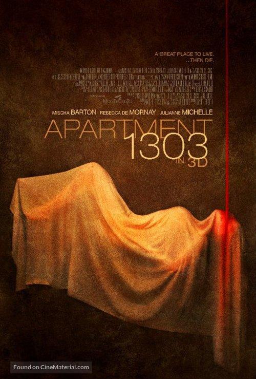 Apartment 1303 3D - Movie Poster