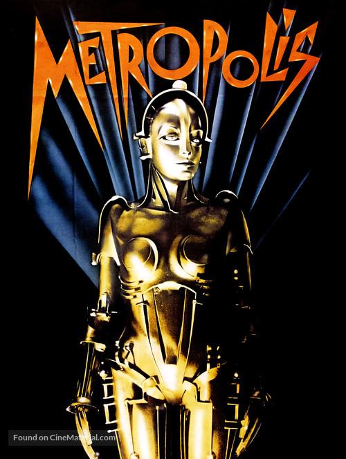 Metropolis - Movie Poster
