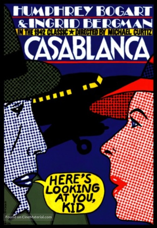 Casablanca - Polish Homage poster