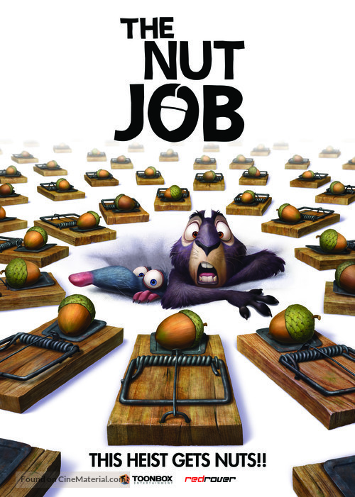 The Nut Job - Movie Poster