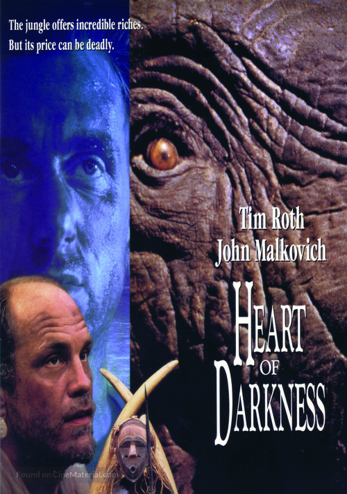 Heart Of Darkness Dvd Cover