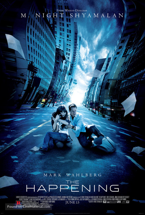 The Happening - Movie Poster