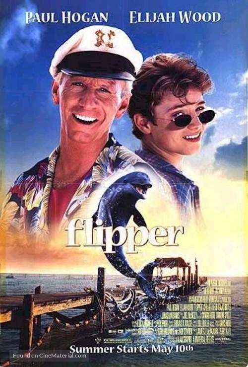 Flipper - Movie Poster